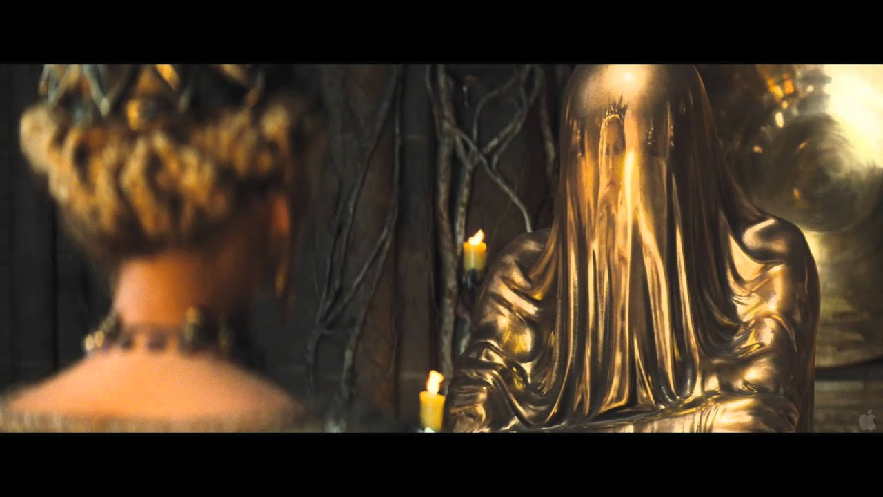 Movie Trailer: Snow White and the Huntsman (2012)