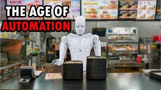 "(Video) ""The Coming Automation Age: Cooking and the Food Services Industry"""