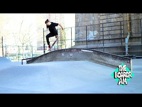 The Boardr Am at New York City: Yoshi Tanenbaum Goes to X Games
