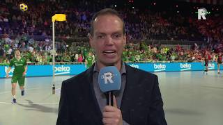 Extra Sportclub Rijnmond: Uitgebreide terugblik op korfbalfinale PKC-Fortuna (19-21)