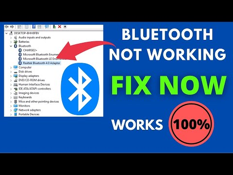 Bluetooth is Not Working /Connecting to Mobile/Headphone/Speaker - How to Solve Bluetooth Issues