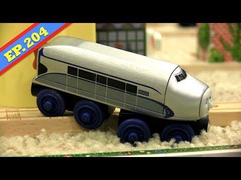 Hugo Takes Flight | Thomas & Friends Wooden Railway Adventures | Episode 204