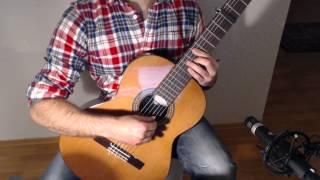 Ancient Stones - The Elder Scrolls V: Skyrim on Guitar