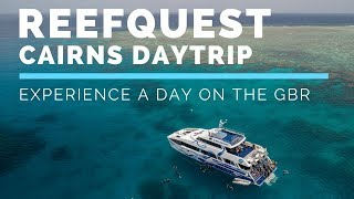 ReefQuest - experience a day on the Great Barrier Reef