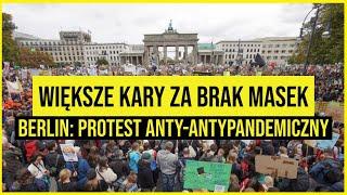 MÓJ SUBSKRYBOWANY KANAŁ  – Berlin: Protesty anty-antypandemiczne🔸Masowe zwolnienia w MediaSaturnGrupp🔸Rok szkolny a Korona