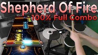 Avenged Sevenfold - Shepherd Of Fire 100% FC (Expert Pro Drums RB4)