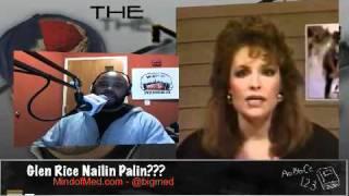 Mind of Med: Glen Rice Nailin Sarah Palin???