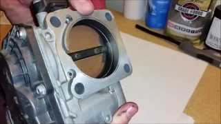 2008 (8th gen) Honda Accord:  DIY how to remove and clean your throttle body.