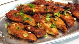 Baked Honey Chicken Tenders – Lynn's Recipes