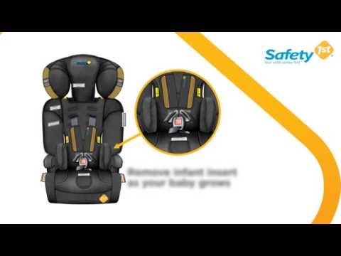 Safety 1st Custodian Plus II Convertible Booster Seat, Baby Mode Australia