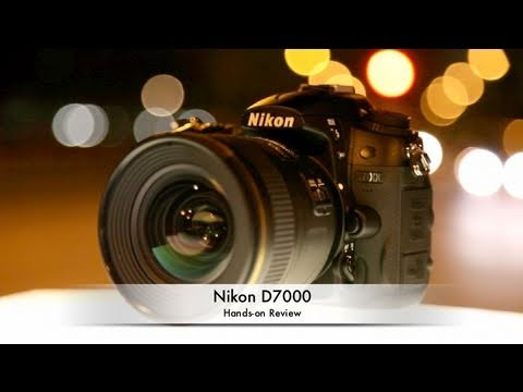 Nikon D7000 Hands-on Review