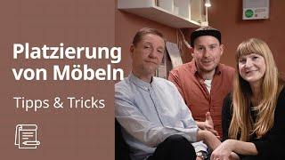 Möbel platzieren | IKEA Tipps & Tricks