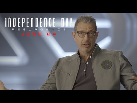 Independence Day: Resurgence (Viral Video '20 in 20 - David Levinson')