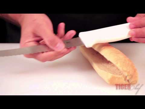 "Winco 9.5"" Bread Knife - KWH-10"
