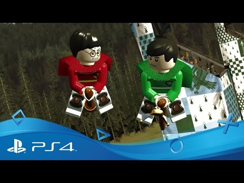 Видео № 0 из игры LEGO Harry Potter Collection [PS4]