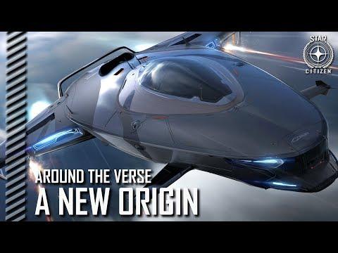 Around the Verse - A New Origin