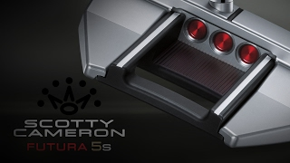 Scotty Cameron 5S Putters