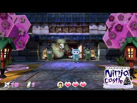 Видео № 0 из игры Nintendo Land (Б/У) [Wii U]
