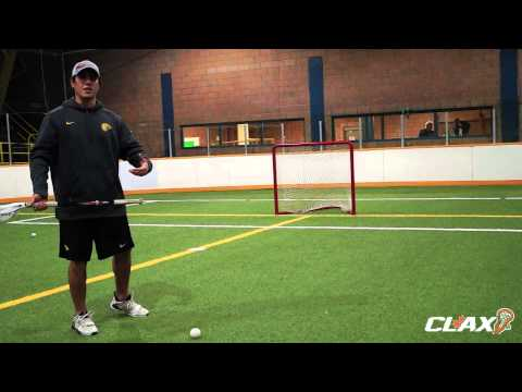 How to LAX Instructional Shooting Accuracy by CLax