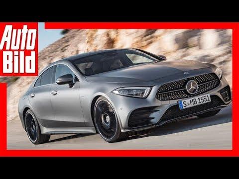 Mercedes-Benz CLS (2018) Details/Preise/Daten/Price