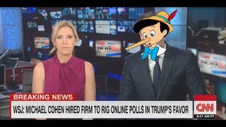 What?!! CNN & Buzzfeed Caught Lying About Trump and Michael Cohen