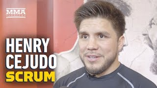 Henry Cejudo Is 'Disappointed' Fighters Not Stepping Up And 'Talking Smack' - MMA Fighting