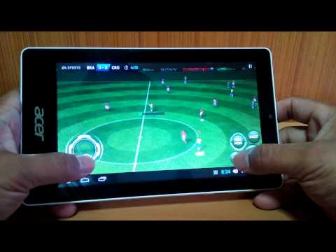 Acer Iconia One 7 (B1-740) - FIFA 14