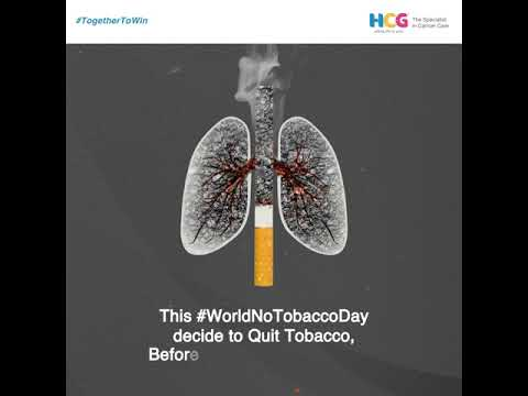 #CommitToQuit tobacco usage and pave the way for a healthy, tobacco-free life.