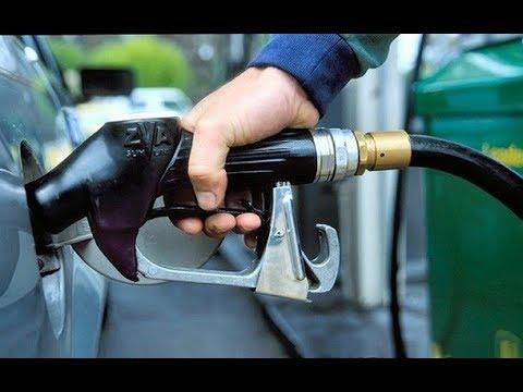 Das Benzin tnk oder gasprom