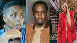 MaryJ. Blige and Diddy RESPOND to Jaguar Wright!!!