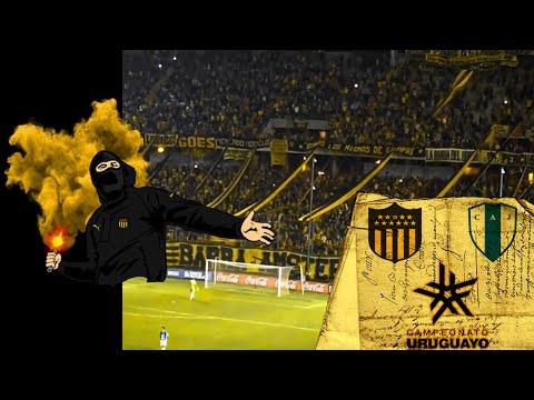 """""""HINCHADA DE PEÑAROL vs Juventud - ap. 2019"""" Barra: Barra Amsterdam • Club: Peñarol • País: Uruguay"""