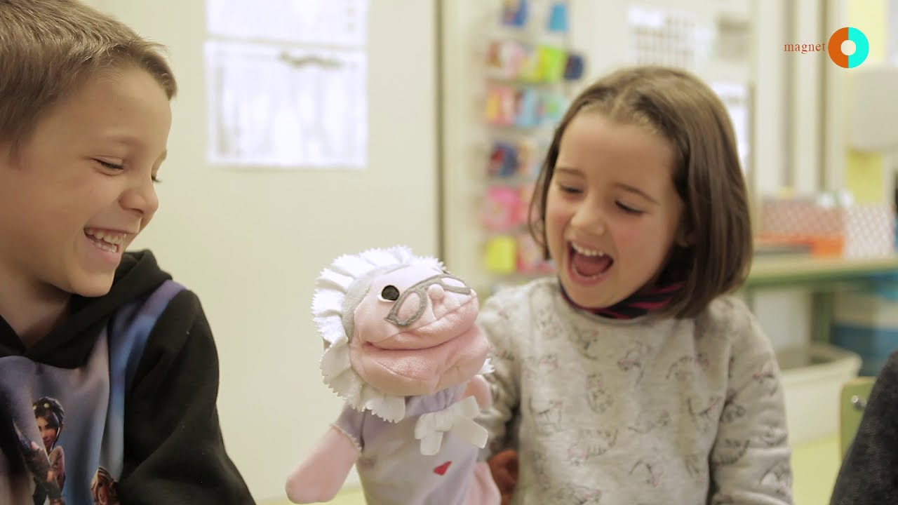 Projecte Magnet: Escola Pau Casals i Filmoteca de Catalunya