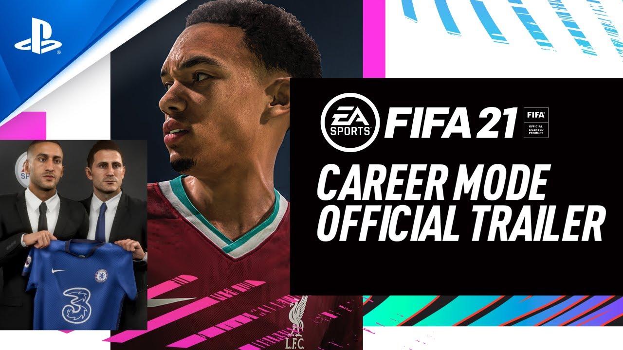 5 mejoras del modo Carrera de FIFA 21