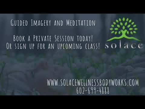 Guided Imagery & Meditation for Stress Reduction and Relaxation