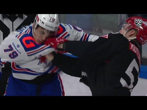Mikhail Kotlyarevsky vs. Danila Galenyuk