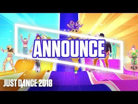 [E3 Announcement] Just Dance 2018 Official Song List - Part 1 [US] thumbnail