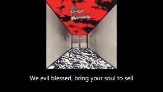 Fates Warning - Shades Of Heavenly Death (Lyrics)
