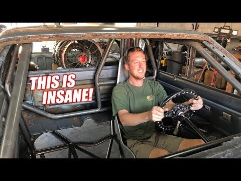 Download The Jet Camino's Roll Cage is INCREDIBLE... First Cleeter Test Fit! HD Mp4 3GP Video and MP3