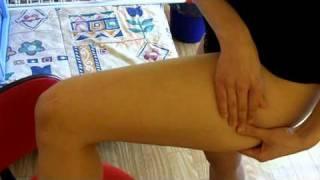 Massage Anti-cellulite.