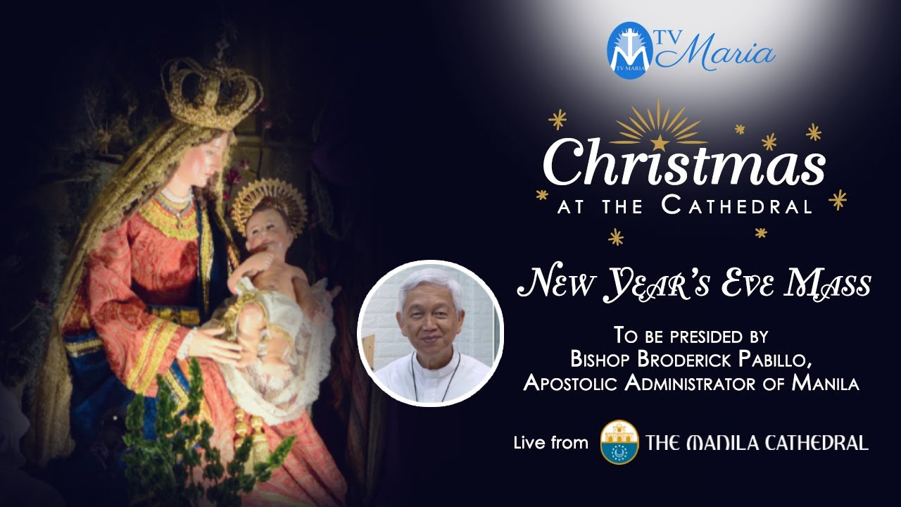 Catholic New Year's Eve Mass 31 December 2020