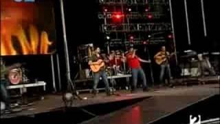 ESTOPA-CUANDO AMANECE-ROCK IN RIO