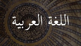 Арабский язык? Сейчас объясню!
