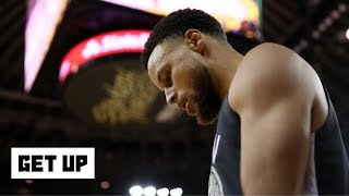 Steph Curry isn't built to lead the Warriors - Jay Williams | Get Up