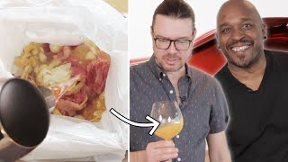 Ex-Inmate Teaches Sommelier How To Make Prison Wine thumbnail