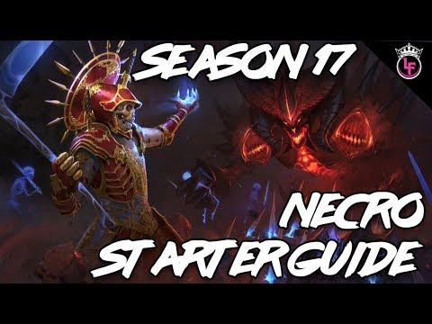 Diablo 3] Switch list in OP  Season ends 8/17, next season 8