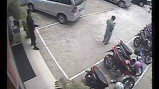 Street Robber At Samarinda
