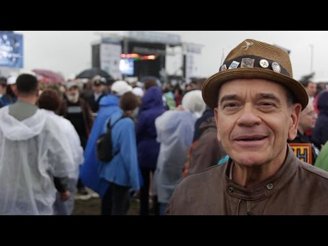 March for Science - The Planetary Post with Robert Picardo