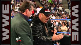 Paul Heyman airs his grievances: SmackDown, Nov. 15, 2001
