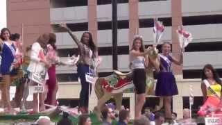 Miss Universe 2014 Celebration of Nations Parade PART 4