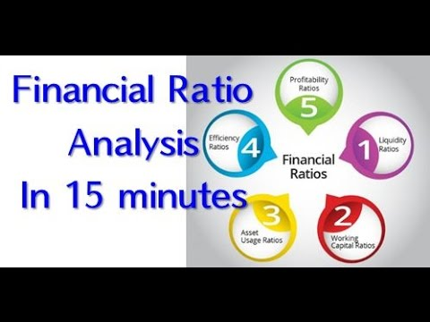 Financial ratios analysis forex